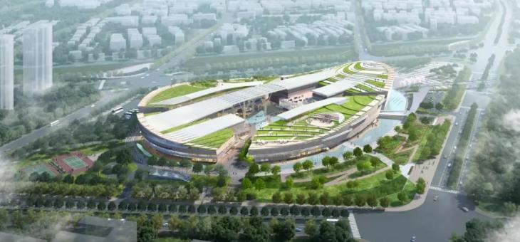 汕尾市文化中心项目设计方案征求意见