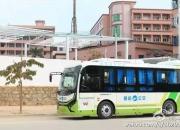 汕尾公交117路、105路车辆线路调整