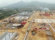 广汕铁路(梅陇段)全面复工建设