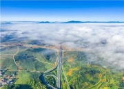 汕尾第三条高速公路(兴汕高速)预计6月底通车