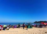 汕尾红海湾旅游区已于2月22日开放