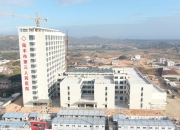 陆丰第三人民医院预计今年10月投入使用