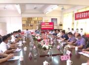 """海丰县实验中学接受""""汕尾市一级学校""""督导评估"""