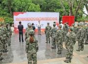 汕尾首个国防教育主题公园揭牌