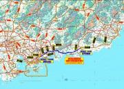 深汕西高速改扩建项目潭西至鹅埠段将开工