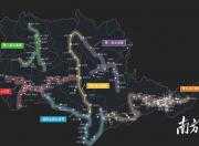 陆丰规划新增5条乡村景观示范带