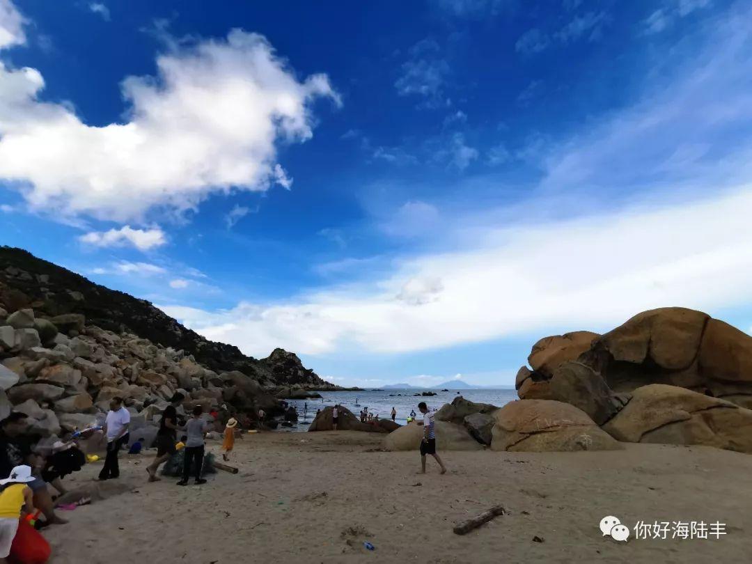 海丰大湖海:天之蓝海之蓝 大湖海之蓝 海丰新闻 第5张