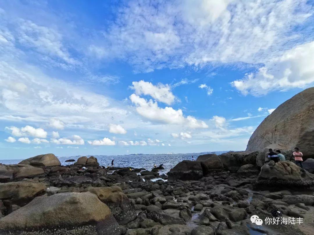 海丰大湖海:天之蓝海之蓝 大湖海之蓝 海丰新闻 第7张