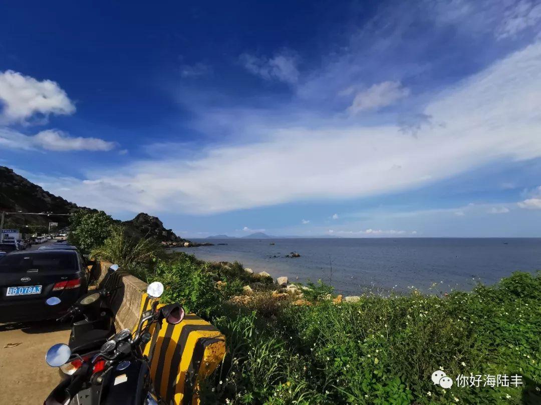 海丰大湖海:天之蓝海之蓝 大湖海之蓝 海丰新闻 第2张
