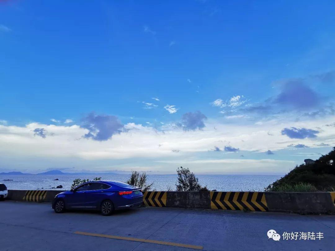 海丰大湖海:天之蓝海之蓝 大湖海之蓝 海丰新闻 第27张