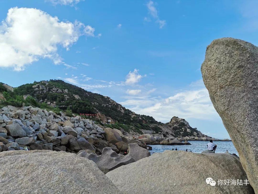 海丰大湖海:天之蓝海之蓝 大湖海之蓝 海丰新闻 第8张
