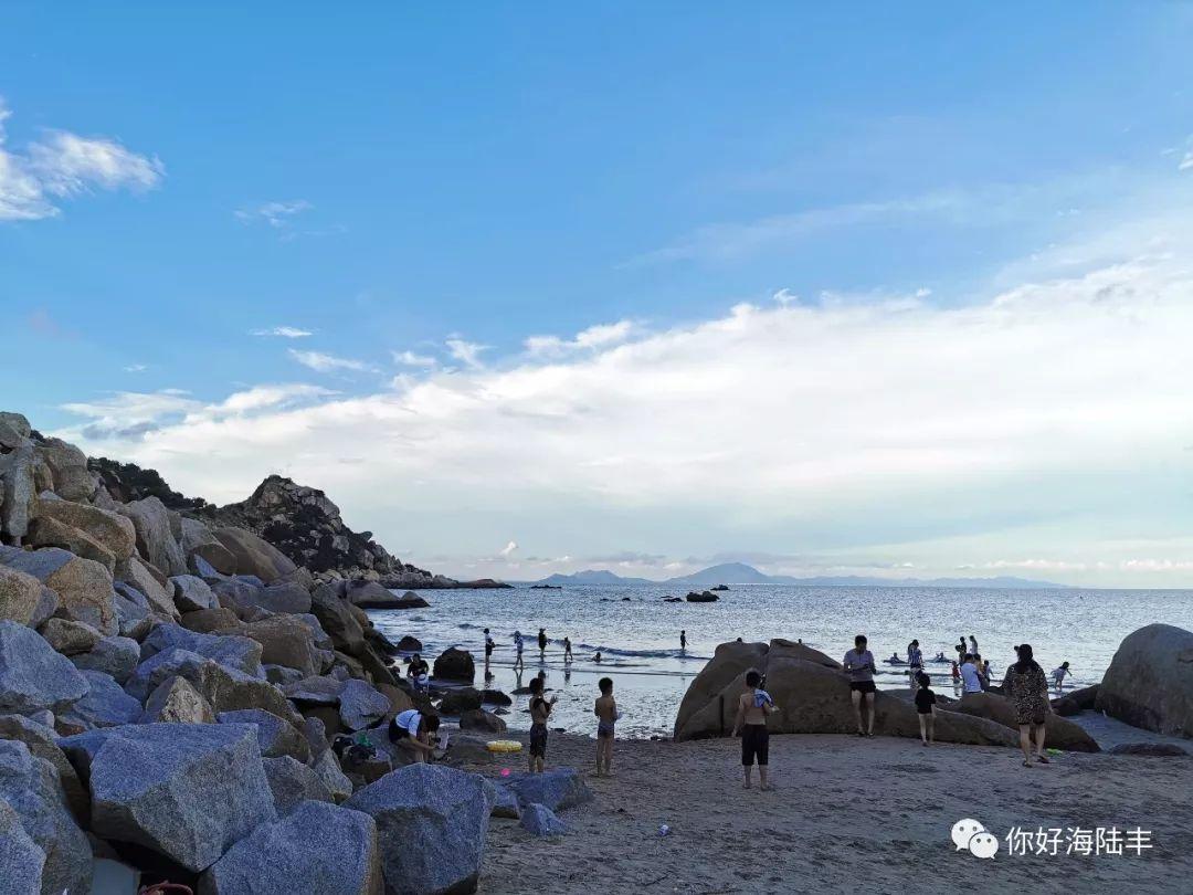 海丰大湖海:天之蓝海之蓝 大湖海之蓝 海丰新闻 第21张