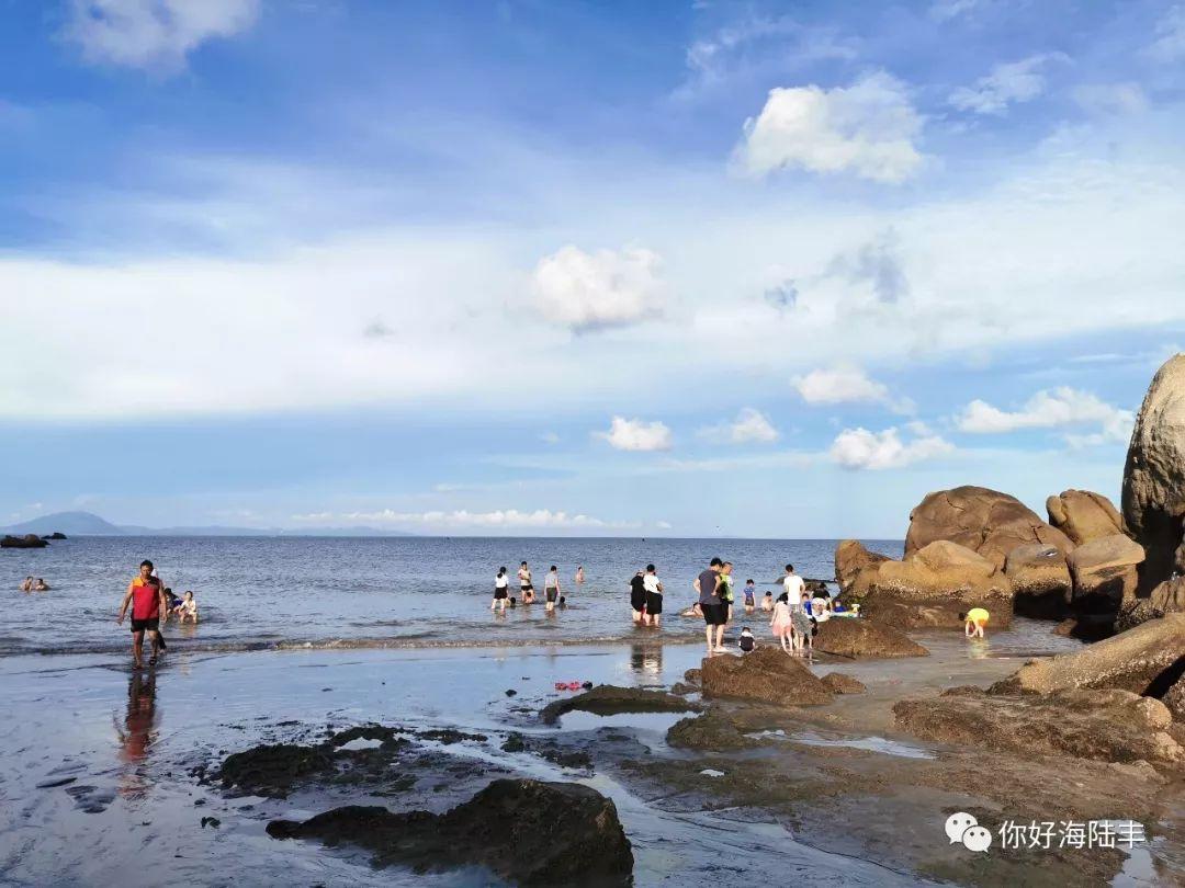 海丰大湖海:天之蓝海之蓝 大湖海之蓝 海丰新闻 第11张