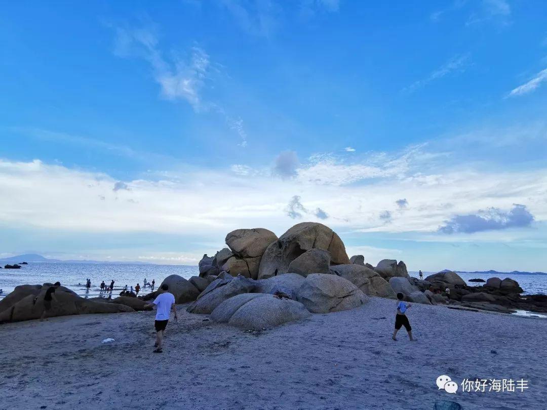 海丰大湖海:天之蓝海之蓝 大湖海之蓝 海丰新闻 第19张