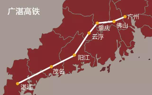 广东发布:汕尾在规划新高铁线路3条 汕尾新闻 第4张