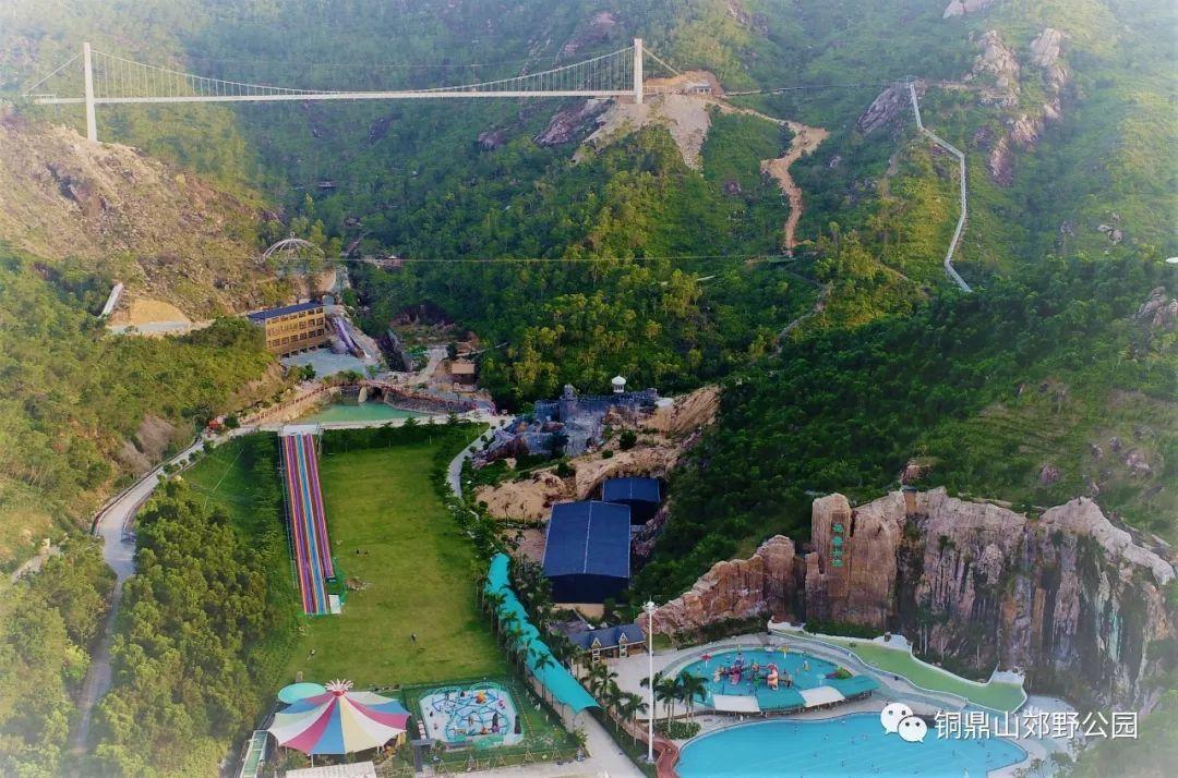 汕尾市铜鼎山旅游景区 粤东大型3D玻璃桥开通 汕尾新闻 第7张