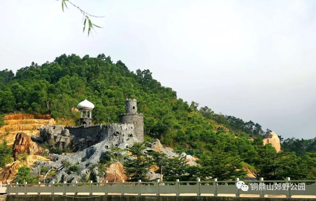 汕尾市铜鼎山旅游景区 粤东大型3D玻璃桥开通 汕尾新闻 第8张