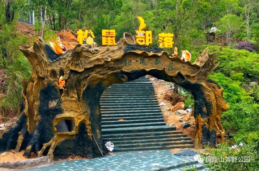 汕尾市铜鼎山旅游景区 粤东大型3D玻璃桥开通 汕尾新闻 第9张