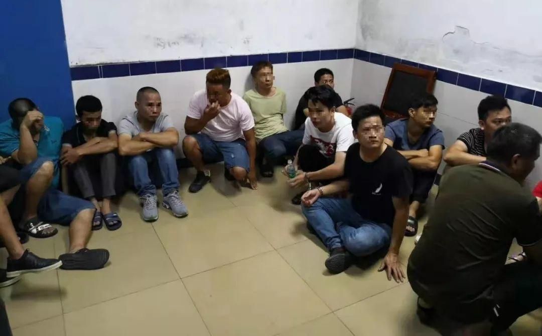 海丰城东某高层住宅藏赌 被警方凌晨一窝端 海丰新闻 第3张