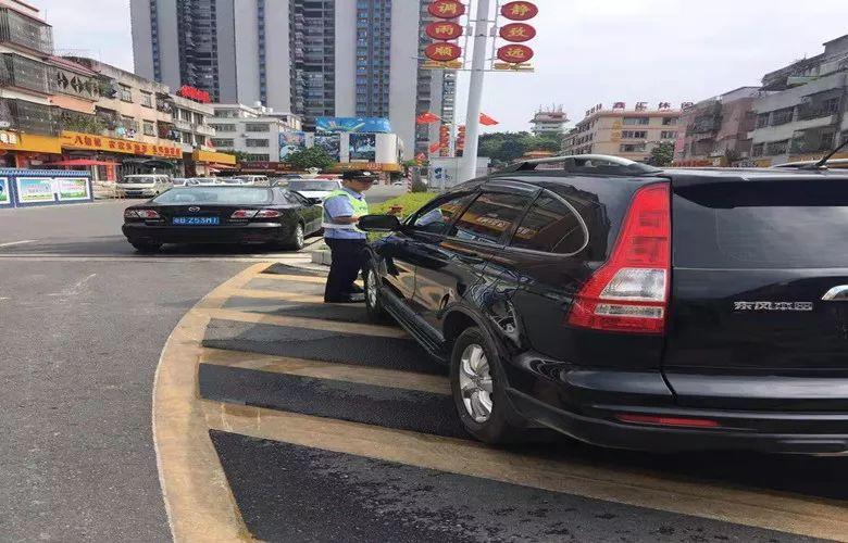 陆河公安加大力度整治道路交通违法行为 行政拘留10人 陆河新闻 第8张