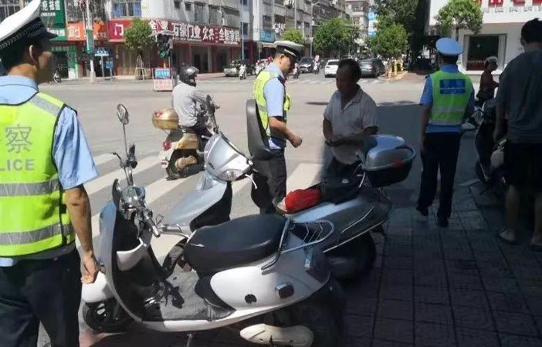 陆河公安加大力度整治道路交通违法行为 行政拘留10人 陆河新闻 第2张