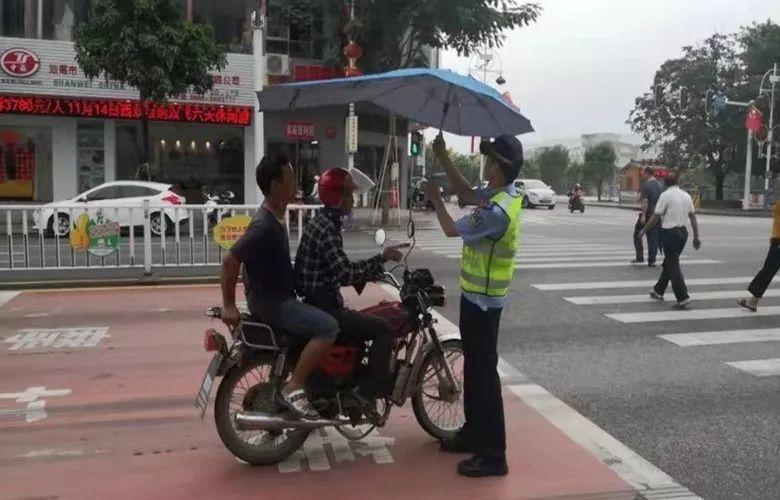 陆河公安加大力度整治道路交通违法行为 行政拘留10人 陆河新闻 第4张