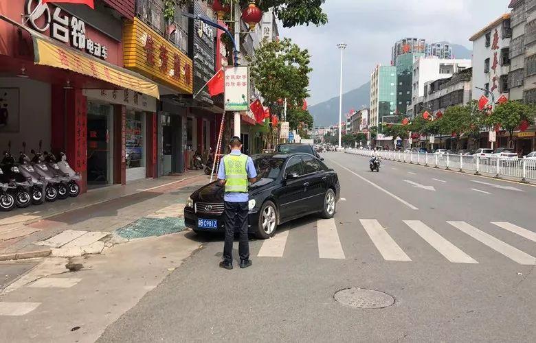 陆河公安加大力度整治道路交通违法行为 行政拘留10人 陆河新闻 第7张