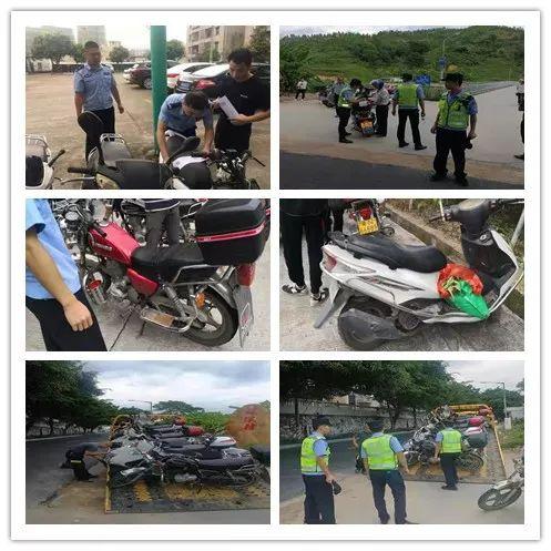 陆河公安加大力度整治道路交通违法行为 行政拘留10人 陆河新闻 第19张