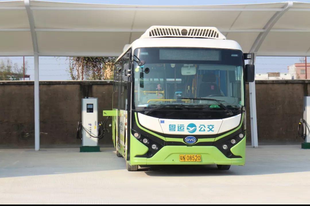 粤东最大新能源汽车充电站落户陆丰潭西 陆丰新闻 第4张