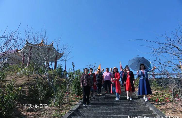 陆河南万镇神象山、南天湖景区 陆河新闻 第2张