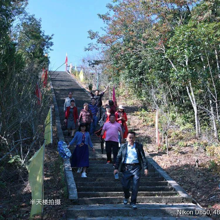 陆河南万镇神象山、南天湖景区 陆河新闻 第3张
