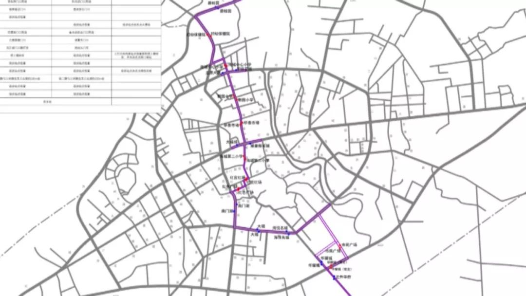 海丰将增加三路公交车 海丰新闻 第2张