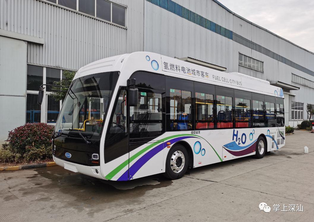深汕合作区明年将开通首条氢燃料公交 深汕合作区新闻 第2张
