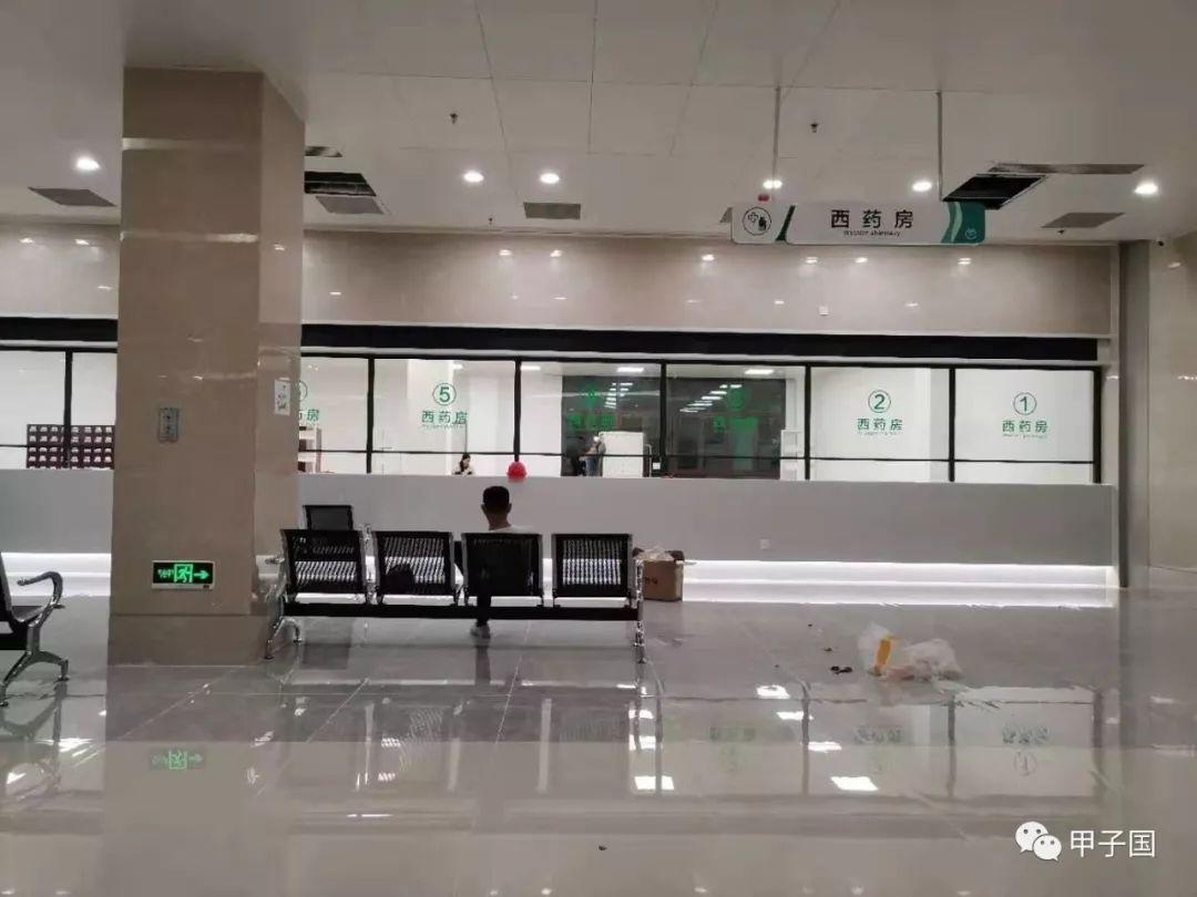 陆丰市第二人民医院(甲子人民院)即将完工 陆丰新闻 第5张