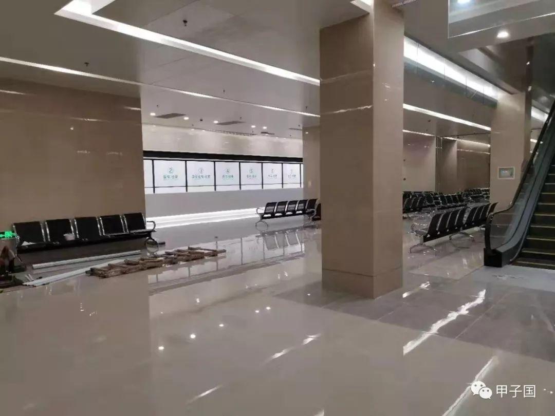 陆丰市第二人民医院(甲子人民院)即将完工 陆丰新闻 第7张