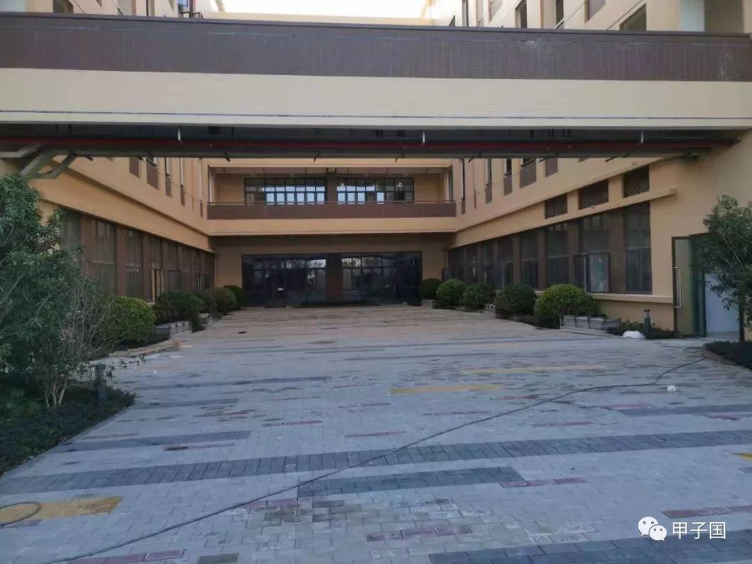 陆丰市第二人民医院(甲子人民院)即将完工 陆丰新闻 第8张