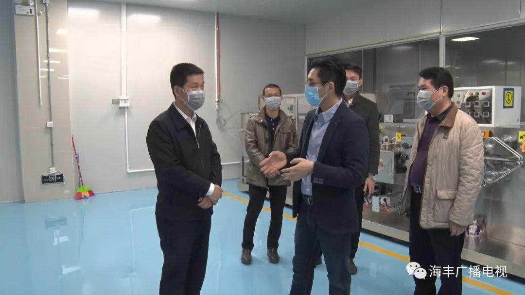 海丰本地两口罩厂即将投产 海丰新闻 第1张