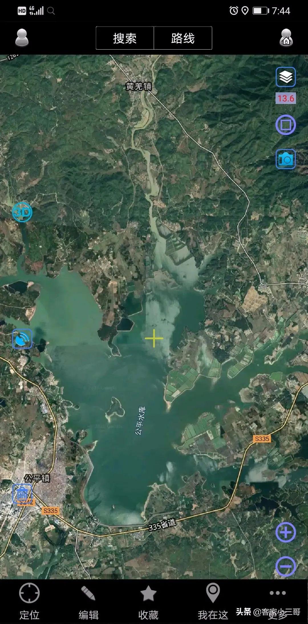 汕尾地区最大的三个水库,个个风景优美,你们有去玩过吗? 汕尾吃喝玩乐 第1张
