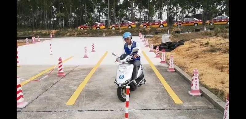 汕尾市东涌摩托车驾驶人全科目考场启用 汕尾新闻 第3张