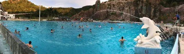铜鼎山公园山泉水泳池对外开放 汕尾新闻 第1张