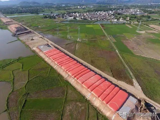 预计6月通车,兴汕高速公路一期工程顺利通过交工验收 汕尾新闻 第3张