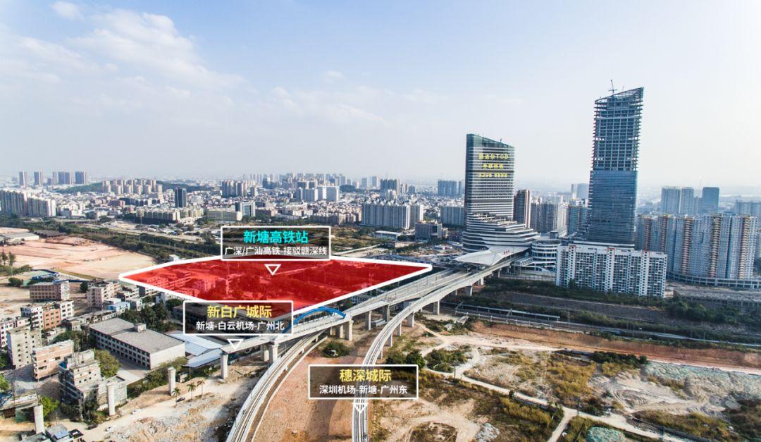 广州至汕尾铁路将引入天河区 汕尾新闻 第2张