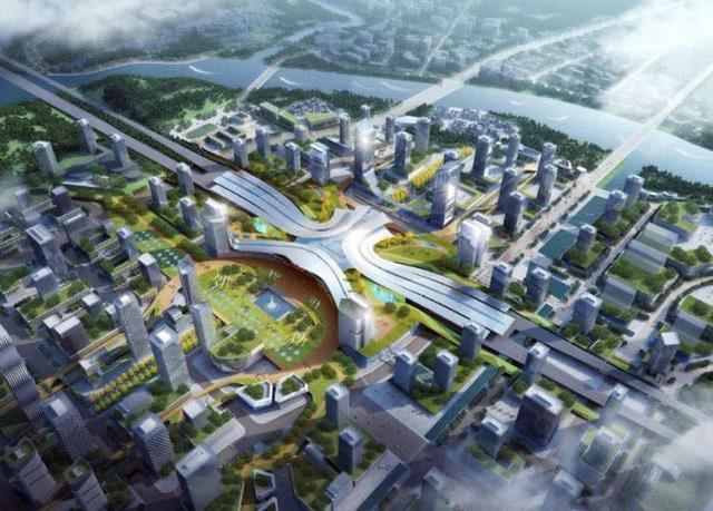 深汕高铁将设西丽站、清水河站、深汕站等6站 深汕合作区新闻 第8张