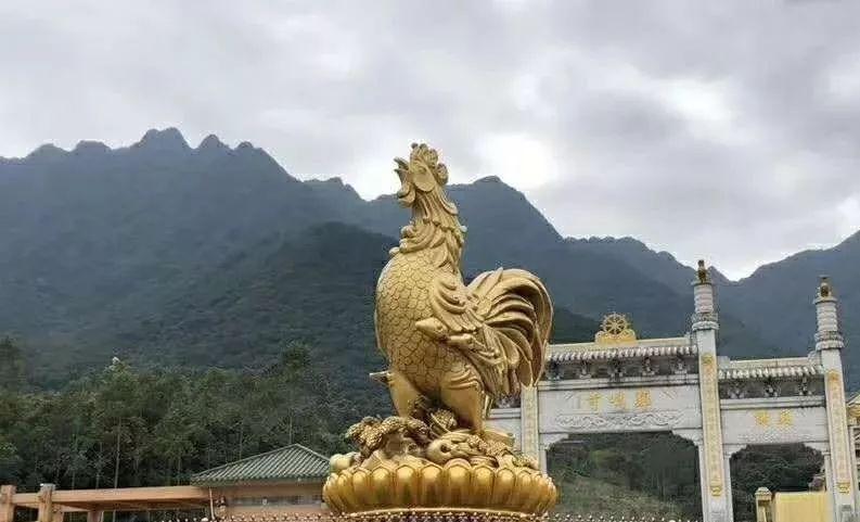 海丰鸡鸣寺于6月15日恢复有序开放 海丰新闻 第2张