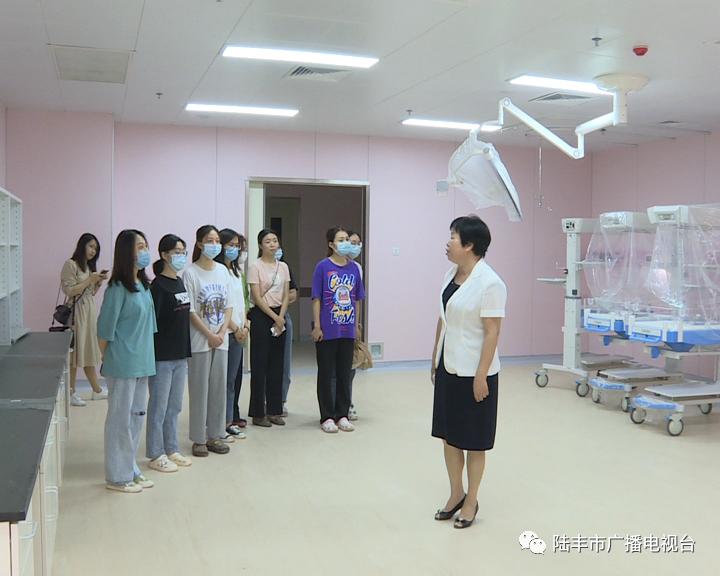 陆丰市妇幼保健计划生育服务中心(陆丰市妇女儿童医院)迁址新建项目顺利推进 陆丰新闻 第4张