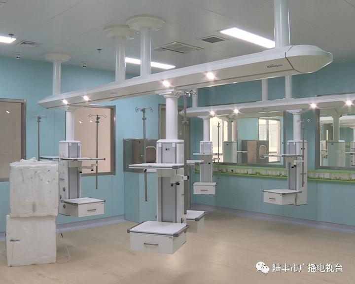 陆丰市妇幼保健计划生育服务中心(陆丰市妇女儿童医院)迁址新建项目顺利推进 陆丰新闻 第6张