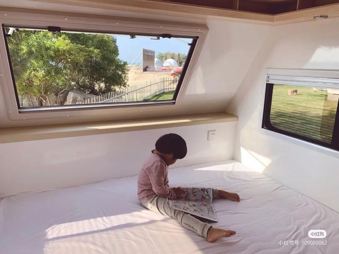 陆丰浅澳沙滩区的房车营地 背靠大海非常美 汕尾吃喝玩乐 第7张