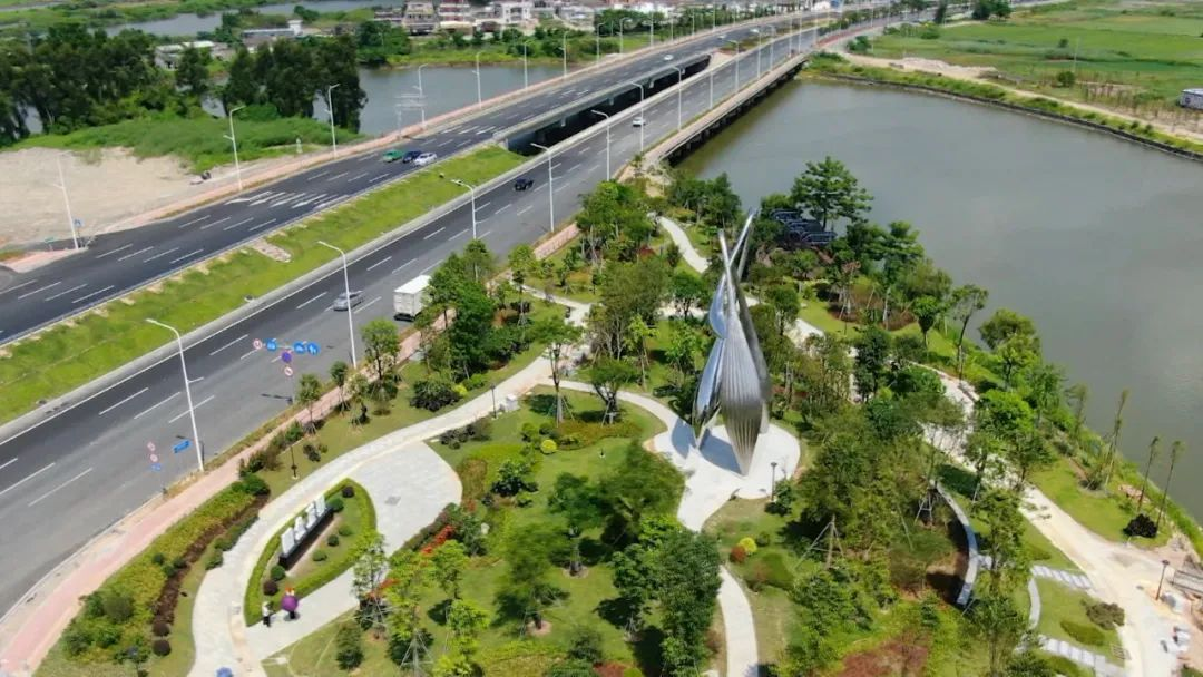 海丰丽江公园预计国庆节可开放 海丰新闻 第2张