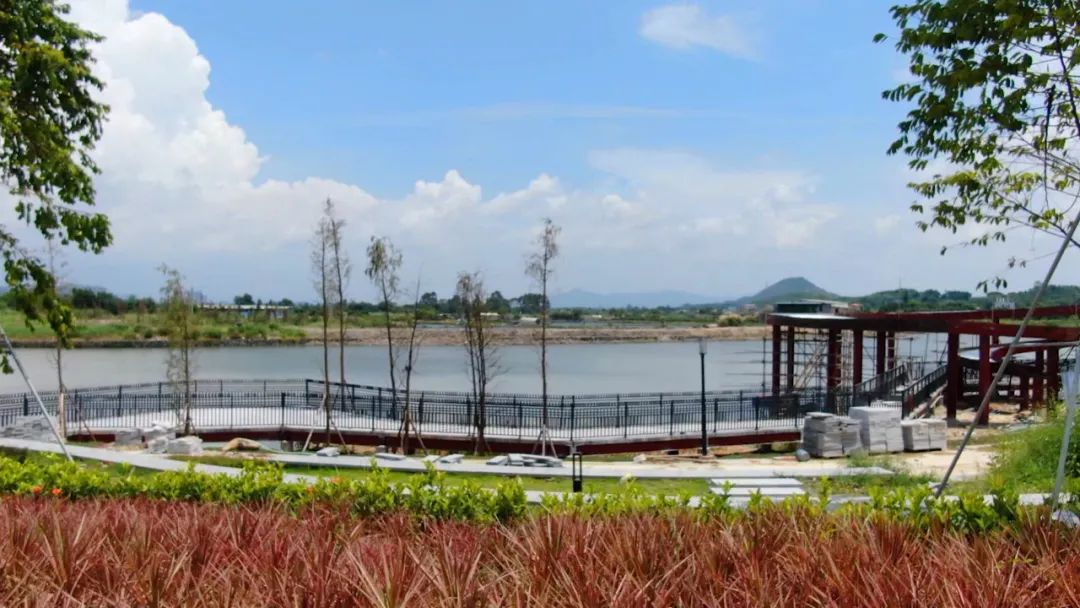 海丰丽江公园预计国庆节可开放 海丰新闻 第4张
