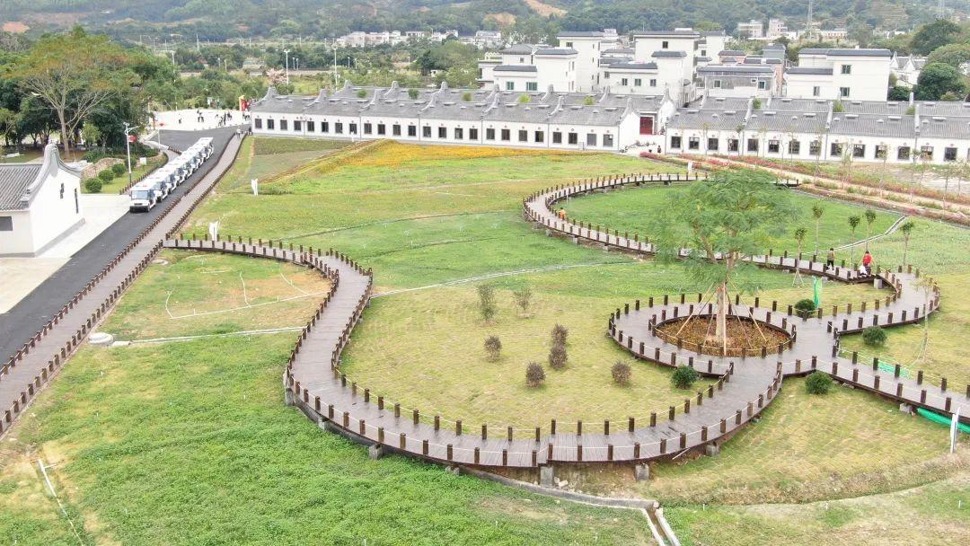 海丰莲花山观景台已基本完工 可供270°观景 海丰新闻 第6张